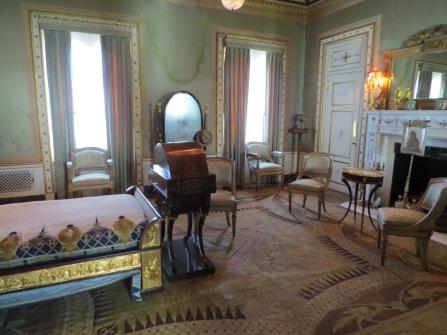 The original owners bedroom