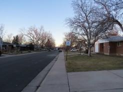 Matt's street