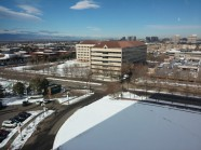 View from Denver HQ