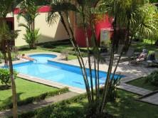 La Fortuna hotel pool talent