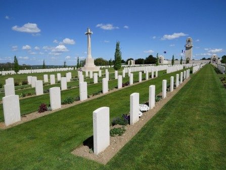 Villers-Bretonneux Australian Memorial