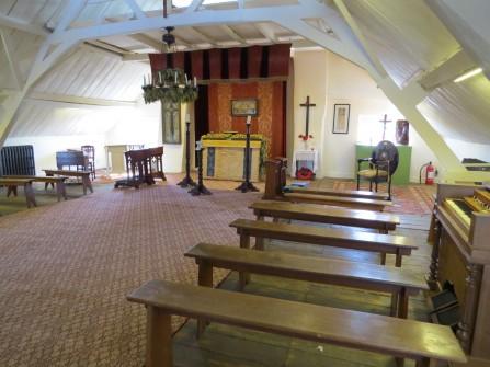 Talbot House chapel