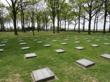 A German cemetery
