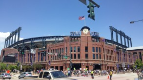 Denver baseball stadium