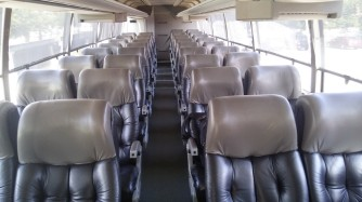 Red coach, business class