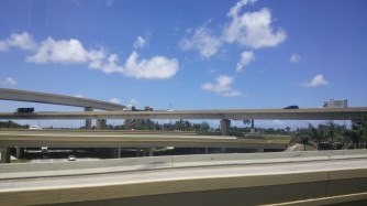 Miami freeways