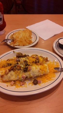 IHOP goodness