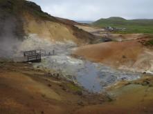 Geothermal park