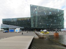Reykjavik convention center