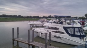 Windsor yacht club and racecourse