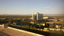 Denver view from HQ