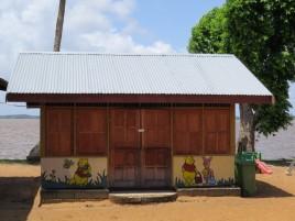 Galibi school - Winnie the Pooh!
