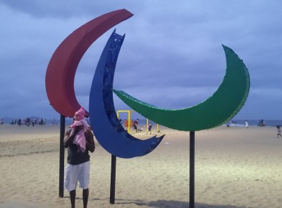 Paralympic logo